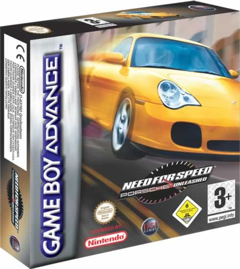 لعبة need speed porsche unleashed